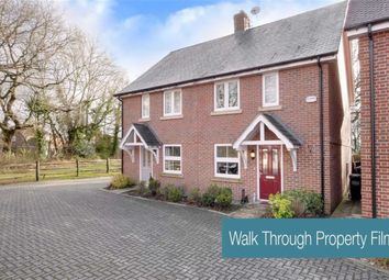 Thumbnail 3 bed semi-detached house for sale in Gournay Road, Hailsham