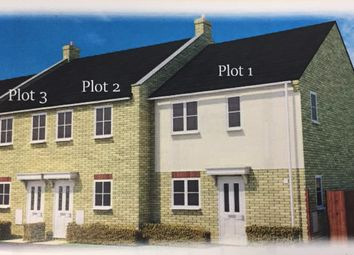 Thumbnail 2 bed terraced house for sale in Wittel Close, Whittlesey, Peterborough