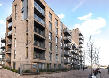 Thumbnail 3 bed flat for sale in Hythe House, Green Lanes Walk, London