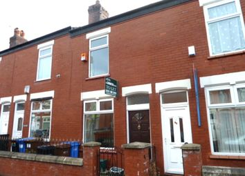 Thumbnail 2 bed terraced house to rent in Lowfield Road, Shaw Heath, Stockport