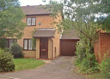 Thumbnail 2 bedroom semi-detached house to rent in Orne Gardens, Bolbeck Park, Milton Keynes