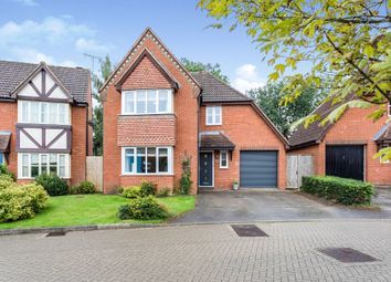 Thumbnail 4 bed detached house for sale in The Maltings, Tingewick, Buckingham