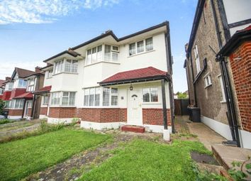 Thumbnail 3 bed semi-detached house for sale in Heatherset Gardens, London