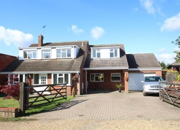 Thumbnail 5 bed detached house for sale in Wharf Lane, Old Stratford, Milton Keynes