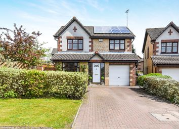 Thumbnail 3 bed detached house for sale in Leglen Wood Crescent, Robroyston, Glasgow
