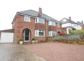 Thumbnail 3 bed semi-detached house for sale in Bromwich Road, St Johns, Worcester