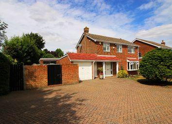 4 bed detached house for sale in Hazelden Close, West Kingsdown TN15
