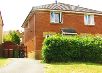 Thumbnail 2 bed property to rent in Sandringham Close, Wellingborough