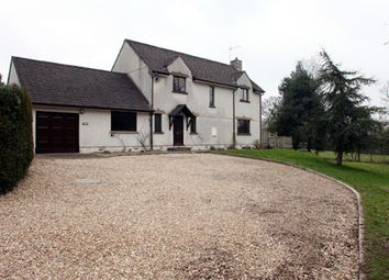 Thumbnail 4 bed detached house to rent in Part Wayes, Lamerton