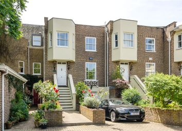4 bed terraced house for sale in Hampton Court Road, East Molesey KT8