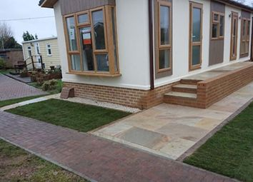 Thumbnail 1 bed mobile/park home for sale in Whitehaven Home Park, Blackfield, Southampton