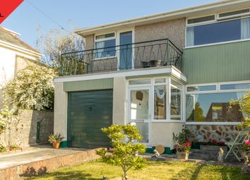 3 bed semi-detached house for sale in Richmond Road, Plymouth PL6