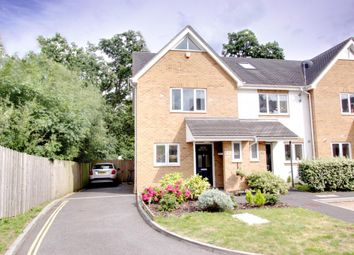 Thumbnail 3 bed end terrace house for sale in Olivia Close, Corfe Mullen, Wimborne