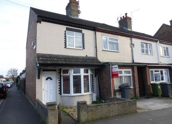 Thumbnail 2 bedroom end terrace house for sale in St. Pauls Road, New England, Peterborough