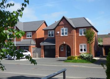 4 bed detached house for sale in Sergeant Drive, Paddington, Warrington, Cheshire WA1