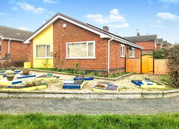 Thumbnail 3 bed detached bungalow for sale in Ewden Rise, Melton Mowbray