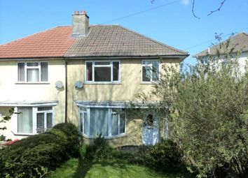 Thumbnail 3 bed property for sale in Teign Road, Plymouth, Devon