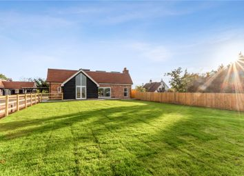 Thumbnail 4 bed detached house for sale in St. Georges Road, Outwood, Redhill, Surrey