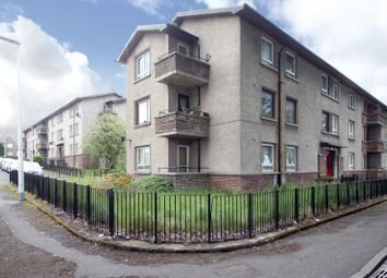 Thumbnail 3 bed flat for sale in Glasgow Road, Falkirk