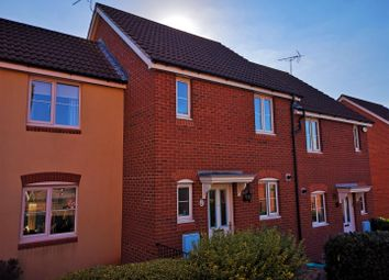 Thumbnail 2 bed terraced house to rent in James Stephens Way, Thornwell, Chepstow