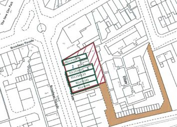 Thumbnail Land for sale in The Broadway, Hornchurch