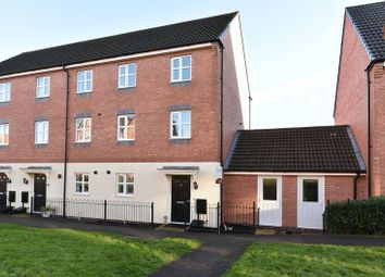 Thumbnail 4 bed semi-detached house for sale in College Green Walk, Mickleover, Derby, Derbyshire
