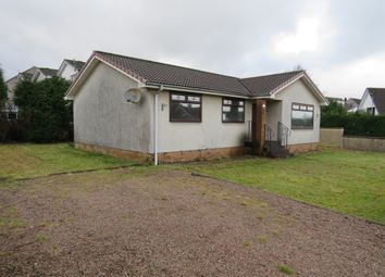 Thumbnail 3 bedroom detached bungalow for sale in St. Andrews Drive, Bridge Of Weir