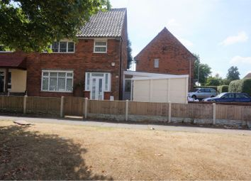 Thumbnail 3 bed semi-detached house for sale in Well Lane, Walsall
