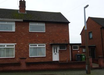 Thumbnail 2 bedroom semi-detached house to rent in Mardale Road, Carlisle