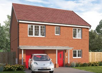 "Thumbnail 4 bed detached house for sale in ""The Venbridge"" at Etwall Road, Mickleover, Derby"