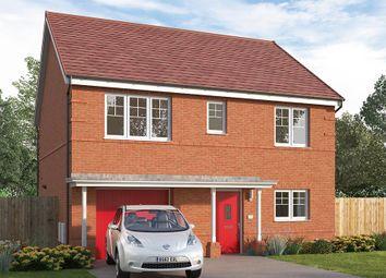 """4 bed detached house for sale in """"The Venbridge"""" at Etwall Road, Mickleover, Derby DE3"""