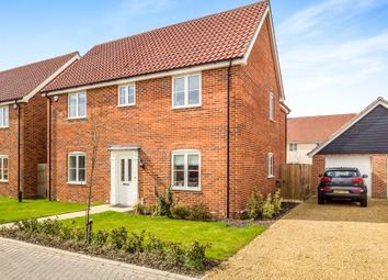 Thumbnail Detached house for sale in Wilson Road, Stalham, Norwich