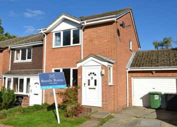 Thumbnail 2 bed terraced house to rent in Micawber Close, Walderslade Woods, Chatham
