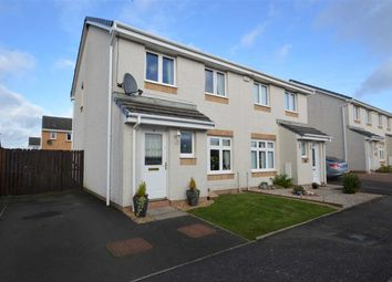 Thumbnail 3 bed semi-detached house for sale in Mornington Grove, Kirkmuirhill, Lanark