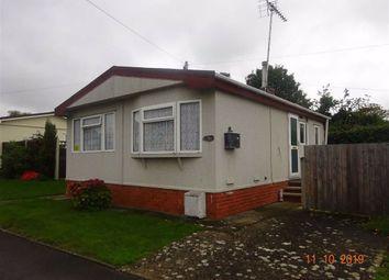 Thumbnail Mobile/park home for sale in Prestbury Park, Cheltenham, Glos
