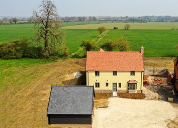 Thumbnail 4 bedroom detached house for sale in Willow Corner, Wortham, Diss, Norfolk