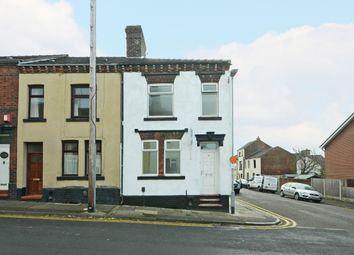 Thumbnail 3 bed terraced house for sale in Mayer Street, Hanley, Stoke-On-Trent