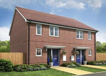 Thumbnail 2 bed property for sale in Mallard Way, Sprowston, Norwich