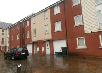 Thumbnail 3 bed terraced house for sale in Alicia Crescent, Newport