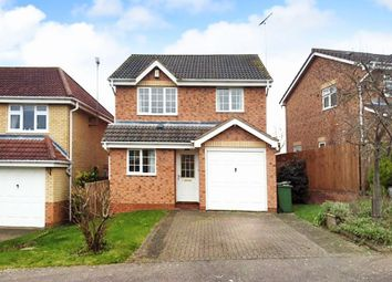 Thumbnail 3 bed detached house for sale in Waller Close, Thorpe St. Andrew, Norwich