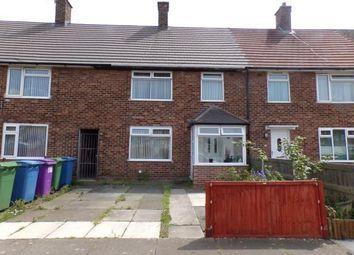 Thumbnail 3 bedroom terraced house for sale in East Damwood Road, Speke, Liverpool, Merseyside