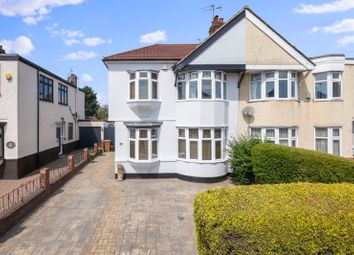 Thumbnail 5 bed semi-detached house for sale in Westwood Lane, Welling