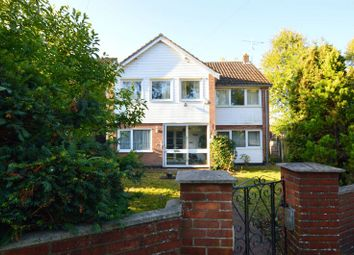 Thumbnail 4 bed detached house for sale in Oxhey Lane, Pinner