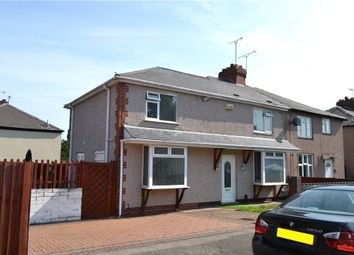 Thumbnail 4 bed semi-detached house for sale in Houldsworth Crescent, Coventry, West Midlands