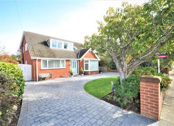 Thumbnail 5 bed detached bungalow for sale in Elmhurst Road, St Annes, Lytham St Annes, Lancashire