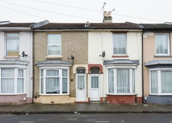 Thumbnail 4 bed terraced house to rent in Drummond Road, Portsmouth