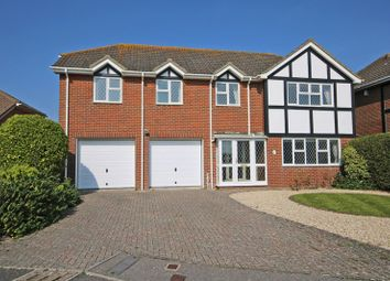 5 bed detached house for sale in Sandmartin Close, Barton On Sea, New Milton BH25