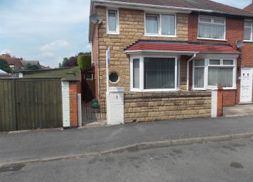 Thumbnail 2 bed semi-detached house for sale in Cavendish Road, Long Eaton, Nottingham