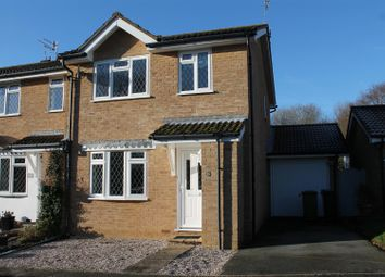 Thumbnail 3 bed semi-detached house to rent in Spring Lane, Bexhill-On-Sea