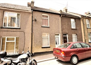 Thumbnail 2 bedroom terraced house for sale in Upper Luton Road, Chatham, Kent